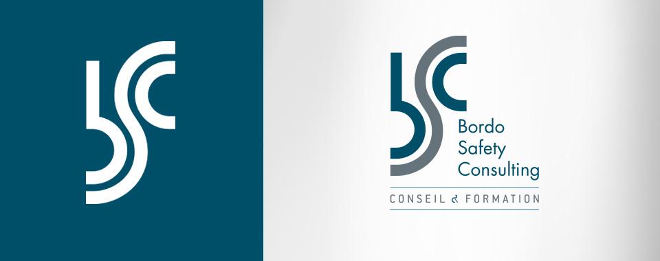 BSC, Monogramme, logo et baseline
