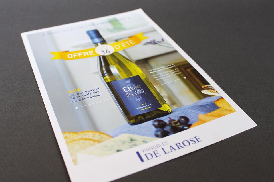 Elise - Chardonnay Offre spéciale
