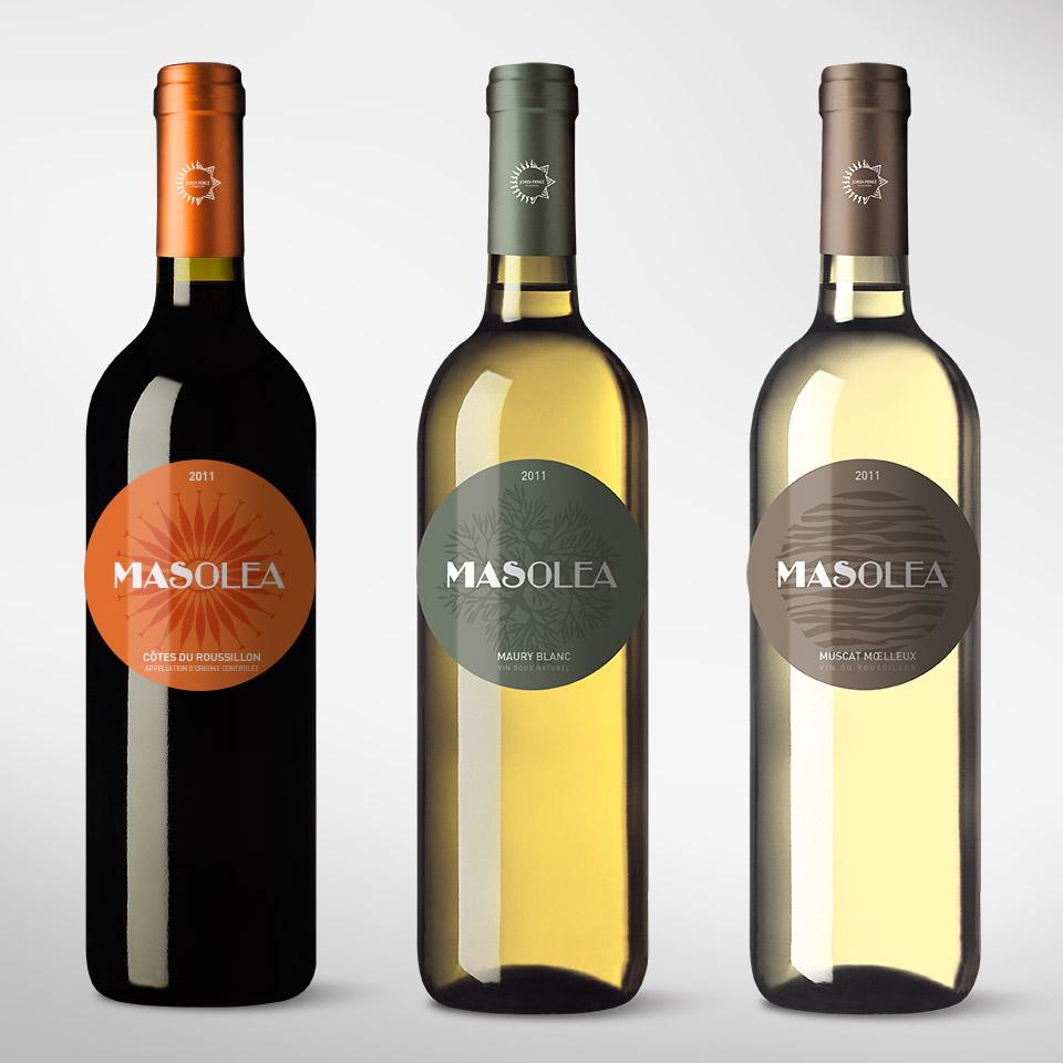 Vin du Roussillon Mots clés : Soleil, Oliviers, Terre de Schiste