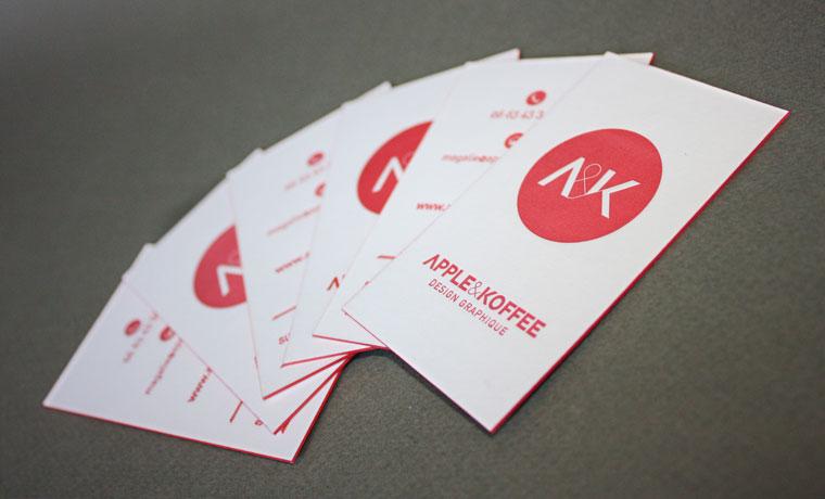 Apple and koffee, studio de création innovant et dynamique !