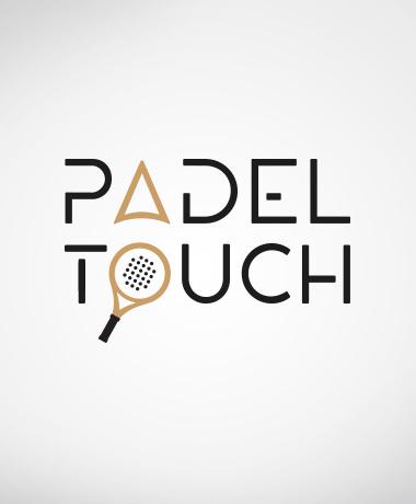 Identité club de sport et complexe padel et squash